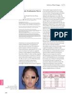 Traumatic Oculomotor Nerve Palsy