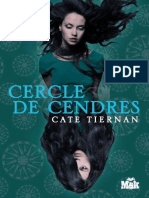 Tiernan Cate - Balefire 2 . Cercle de Cendres