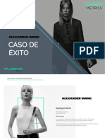 Case Study Alexander Wang Sp