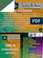 Slaid Imarah Surau Smk 2018