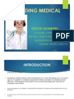 Dresding Medical Case - PPT