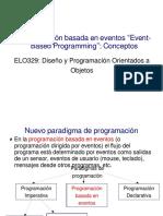 Java Event Based Programming