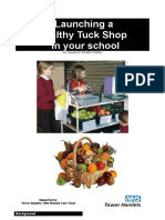 Tuck Shop Guide