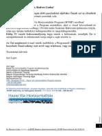 ESZK - Dr Mészáros Csaba Előadása Videorol