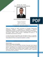 Hoja de Vida Jhon Alexander Morales Gaitan