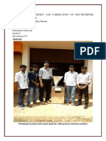 Fabrication Project 2015 16