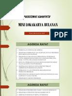 MINI LOKAKARYA BULANAN AGUSTUS 2018 - PKM KUANFATU (08 AGUSTUS 2018).pptx