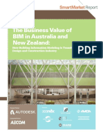 The Business Value of Bim in Australia New Zealand