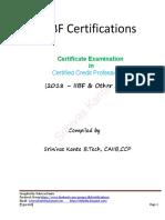 IIBF Certified Credit Professionals 2018.PDF