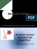 membuatanimasipembukapadapowerpoint-131215083132-phpapp02