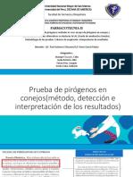 Prueba de pirógenos en conejos(método, detección e.pptx