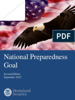 National Peparedness Goal