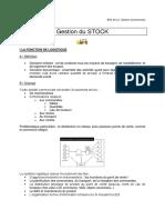(6) Gestion Du Stock