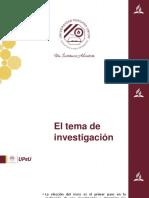 CLase - El tema de investigación.pdf
