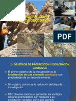 Unidad II Prospeccion y Exploración Geologica