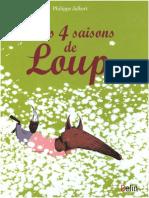 Les 4 saisons Loup