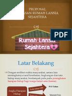 Proposal Yayasan