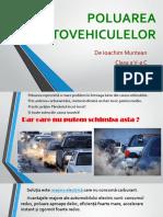 Poluarea Auto Vehiculelor