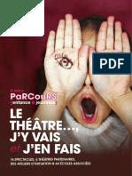 Brochure Théâtre de La Ville