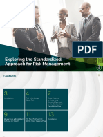 eBook Exploring the Standardized Approach for Risk Management