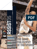 FIBA ASSIST MAGAZINE No5