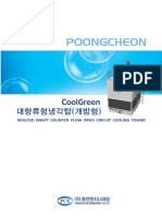 Poong Cheon Vina Cooling Tower_counter Flow Type