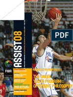 FIBA ASSIST MAGAZINE No8