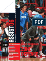 FIBA ASSIST MAGAZINE No6