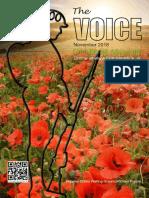 """THE VOICE"" November 2018"