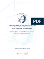 Participatory Ecosystem Services  Visualisation Manual