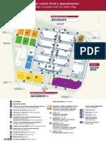 IFEMA - Mapa de Aparcamientos y Pabellones