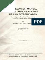 Movilización Manual Articulaciones