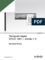 2-Tacografo Digital (Tecnico)TD00 1381 - V. 1.3_PT