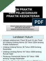 2. perundang2an terkait klinik dan praktek kedokteran.pptx