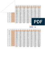 Sheetpile Porepressure Spreadsheet