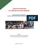 Diagnc3b3stico Sobre La Insolvencia Alimentaria Distrito de Tetuc3a1n