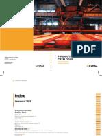 EVRAZ products catalogue.pdf