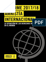 Informe 2017_18 Amnistía Internacional