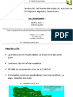 Conferencia Técnica de Luis Matos