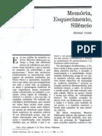 Memória, esquecimento, silencio.pdf