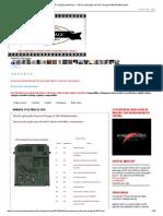 EP Injeção Eletrônica__ Tabela Aplicação Fusíveis Peugeot 206 Multiplexados