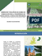 Conferencia Técnica de Eduardo Fulcar