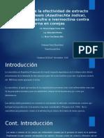 Conferencia Técnica de Marcos Espino