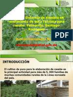 Conferencia técnica de Ramón Hernández