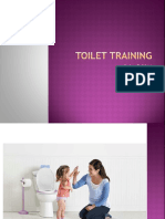 4. Toilet Training D-16