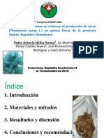 Conferencia técnica de  Pedro Nuñez