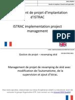 EOS-002-IsTRAC-001A-Management de Projet d Implantation ISTRAC - IsTRAC Implementation Project Manag