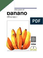 Descriptores Del Banano