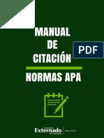 Manual de Citación APA