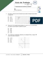 8Basico - Guia Trabajo Matemaatica - Semana 14